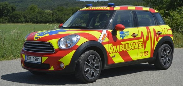 MINI COOPER COUNTRYMAN 4X4